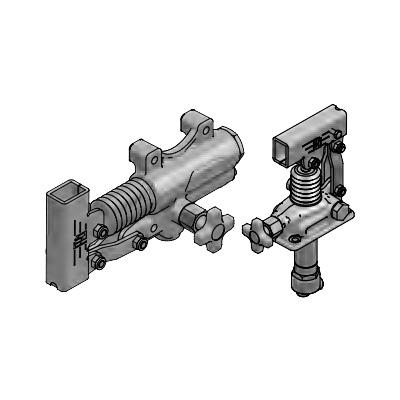 Componenti per l'impianto oleodinamico